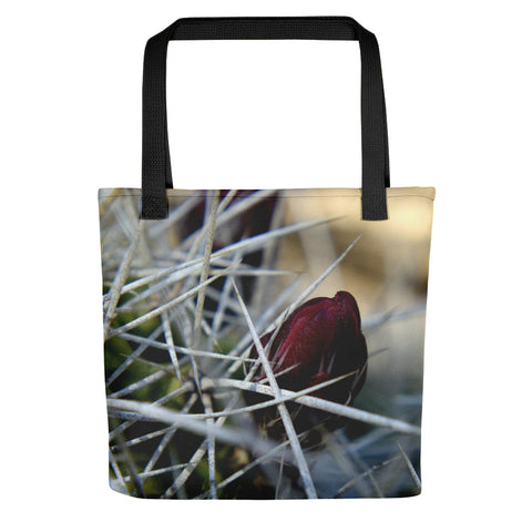 Cactus Tote - Aly Pictured It