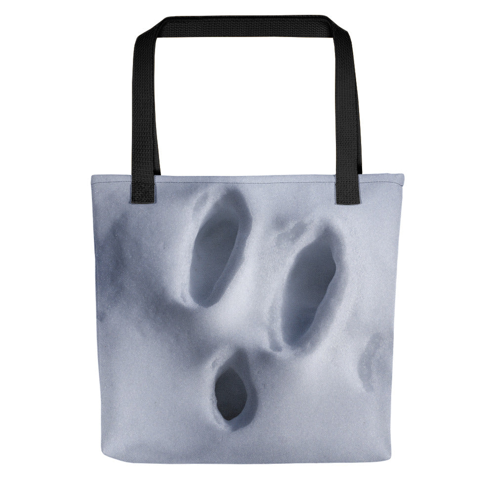 Snow Ghost Tote - Aly Pictured It
