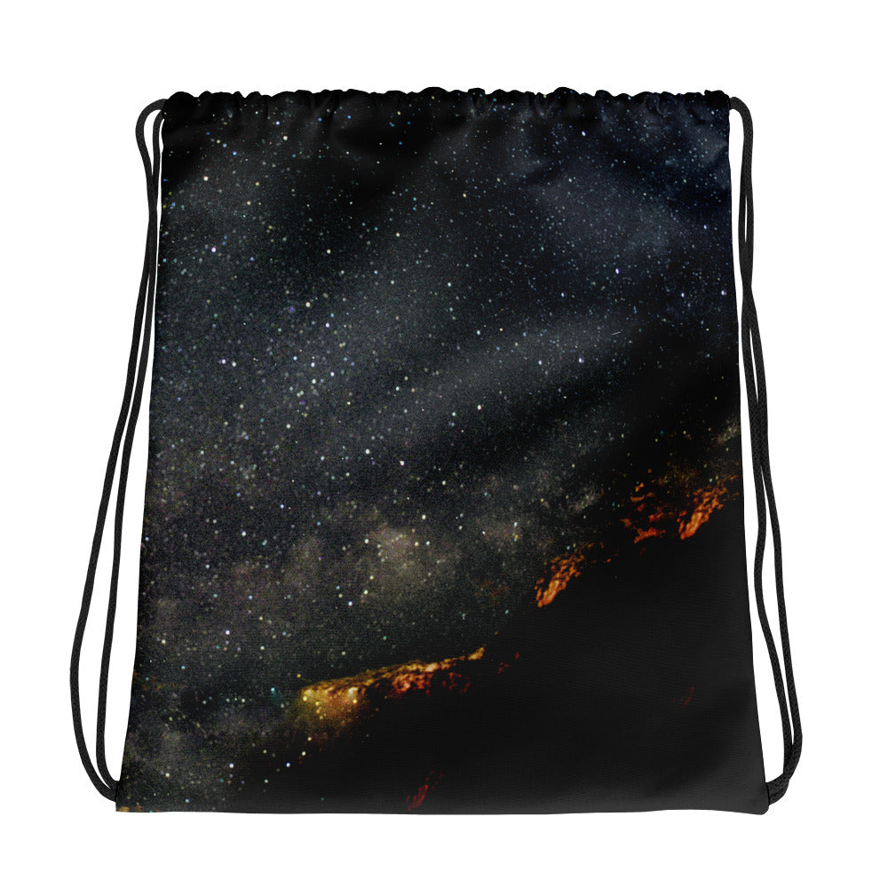 Star Gazer Drawstring Bag - Aly Pictured It