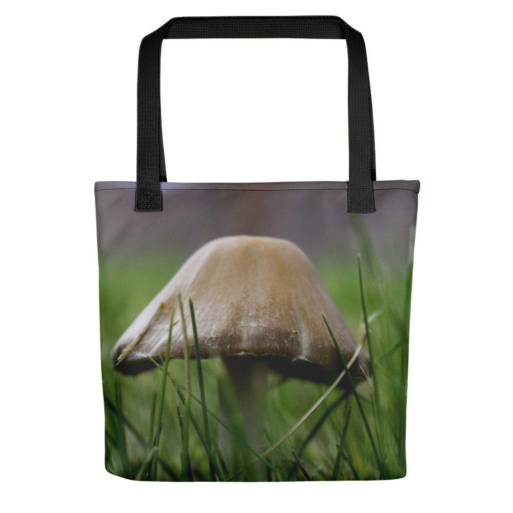 Mushroom Tote - Aly Pictured It