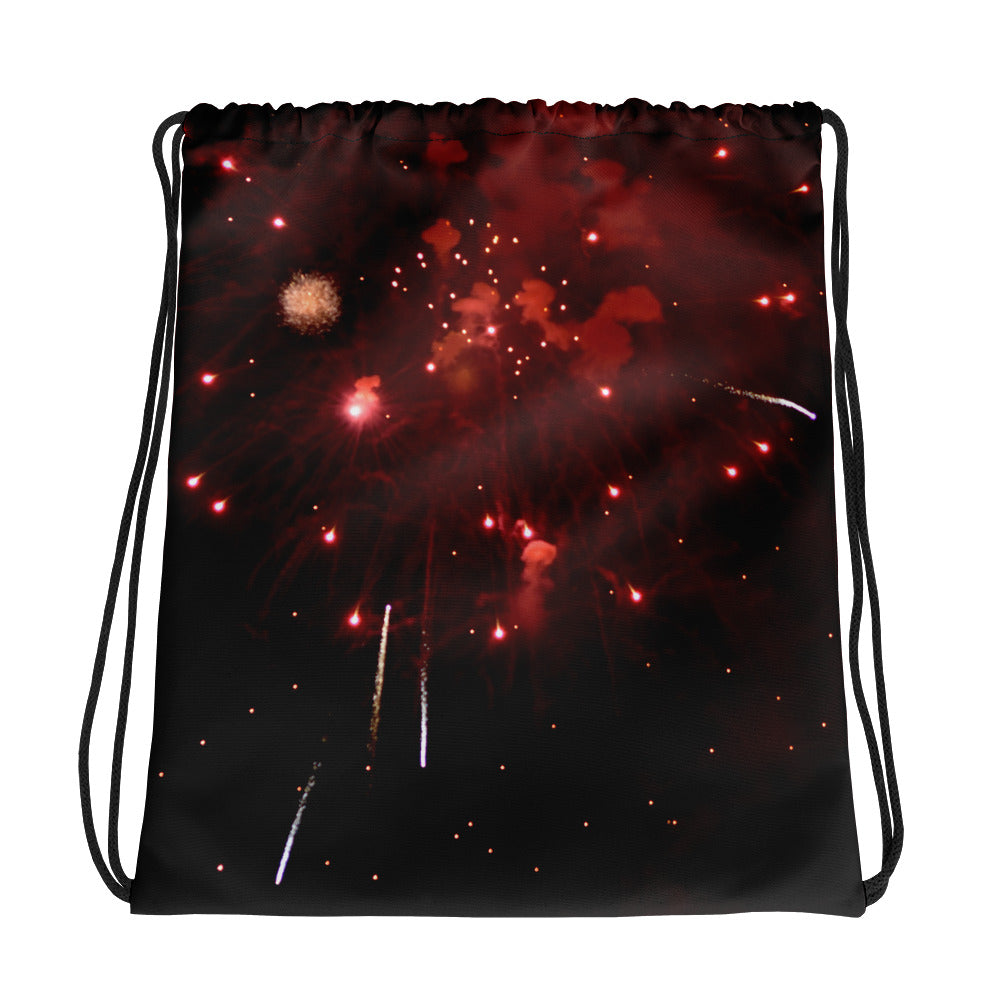 Fireworks Drawstring - Aly Pictured It