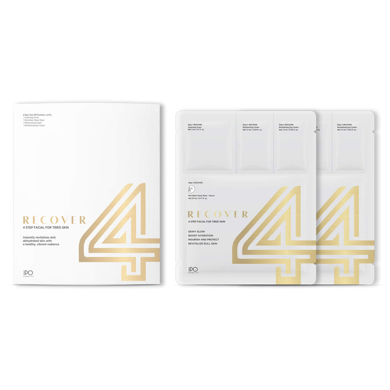 4Recover Sheet Mask - 2 Pouches