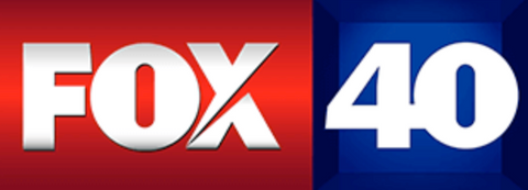 Fox40 News Logo