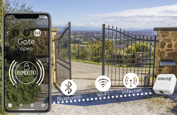 Smart Gate Opener Wi-Fi Bluetooth