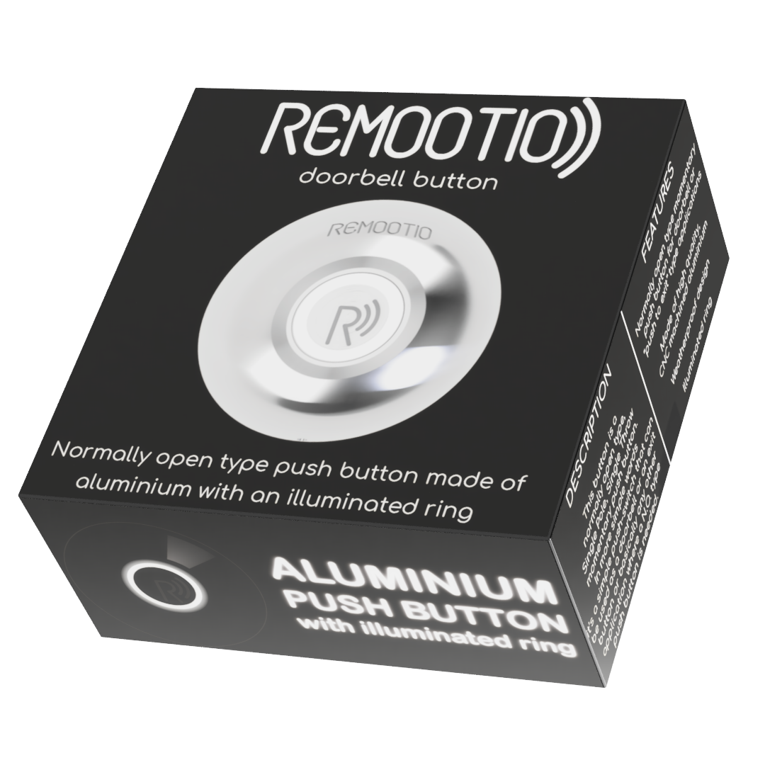 Remootio Button
