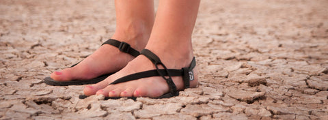 Unshoes Wokova Feather model sport sandals for men and women.