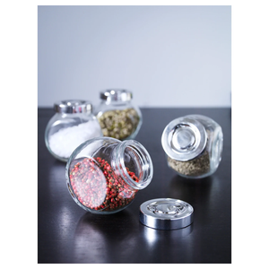Spice jars - pack of 4