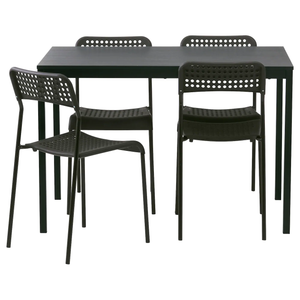TÄRENDÖ / ADDE Table and 4 chairs