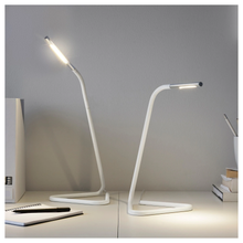 Load image into Gallery viewer, HÅRTE Desk lamp, white