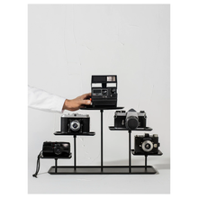 Load image into Gallery viewer, SAMMANHANG Display stand, black