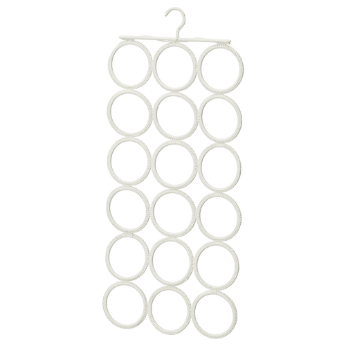 KOMPLEMENT Multi-use hanger, white