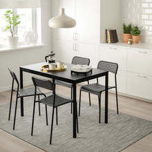 Load image into Gallery viewer, TÄRENDÖ / ADDE Table and 4 chairs