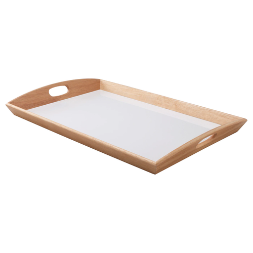 KLACK Tray, rubberwood