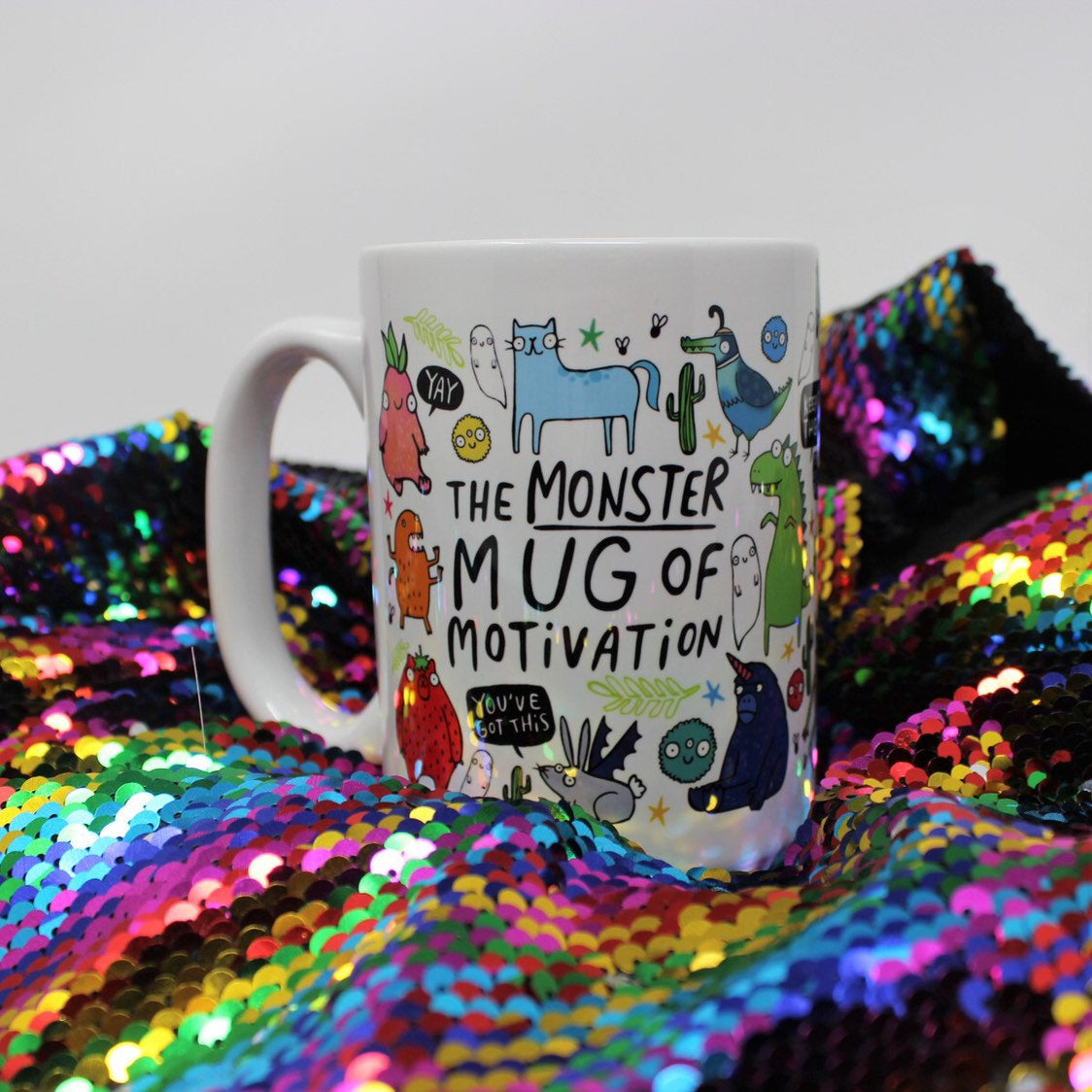 Monster Mug of Motivation
