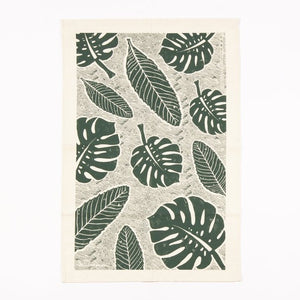 Studio Wald Leaf Tea Towel Old Fire Station
