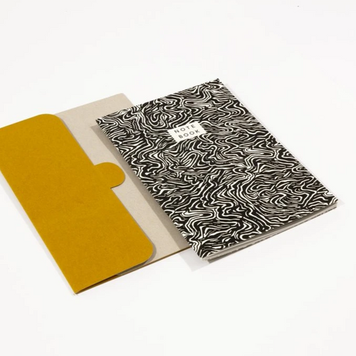 Studio Wald Notebook + Folder - Shop at the Old Fire Station