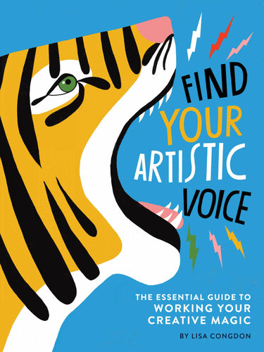 'Find Your Artistic Voice' by Lisa Congdon