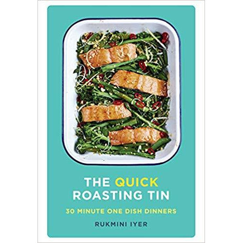 'Quick Roasting Tin' by Rukmini Iyer - Shop at the Old Fire Station