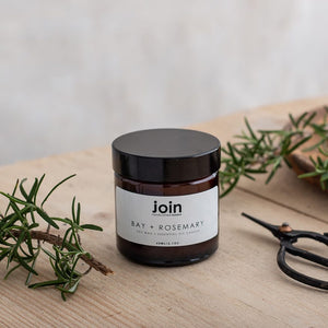 Join London Mini Luxury Scented Soy Wax Candle Old Fire Station