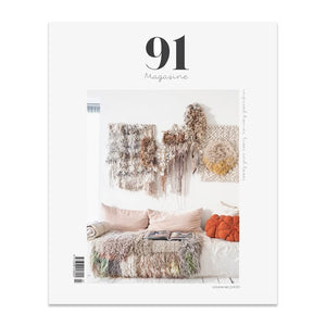 91 Magazine Volume 10 - Shop at the Old Fire Station