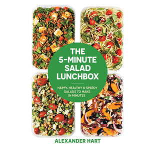 '5 Minute Salad Lunchbox' by Alexander Hart Old Fire Station