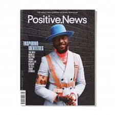 Positive News Issue 103 Oct-Dec 2020 - Shop at the Old Fire Station