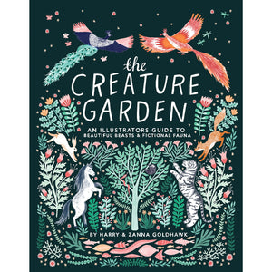 'Creature Garden' by Harry and Zanna Goldhawk Shop at the Old Fire Station