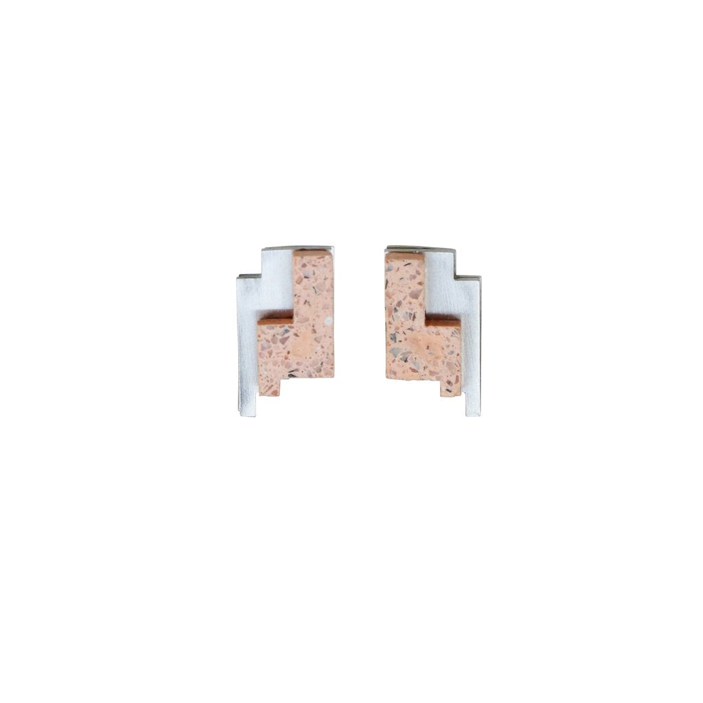 Promises Promises - Coris Stud Earrings - Shop at the Old Fire Station