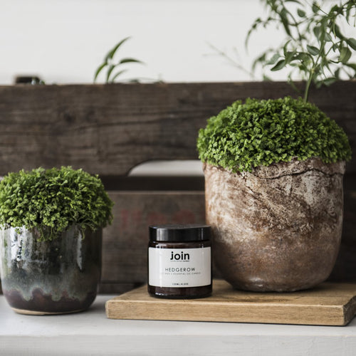 Join London Mini Luxury Scented Soy Wax Candle - Shop at the Old Fire Station