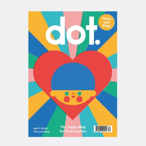 Dot Magazine #17 - Shop at the Old Fire Station