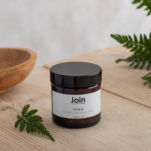 Join Store London Luxury Scented Soy Wax Candle - Shop at the Old Fire Station