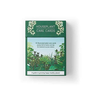 Another Studio Houseplant Care Cards Old Fire Station