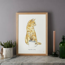 Load image into Gallery viewer, Mister Peebles A4 Digital Print