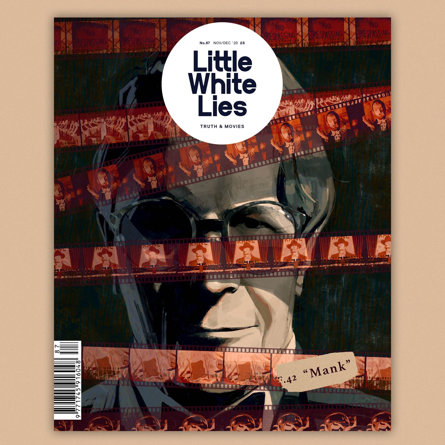 Little White Lies Issue 87  Nov/Dec 2020