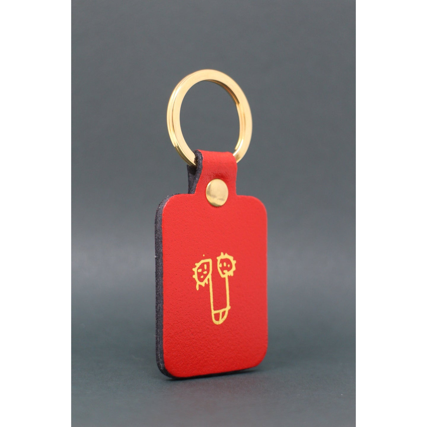 ARK Colour Design Willy Key Fob Old Fire Station