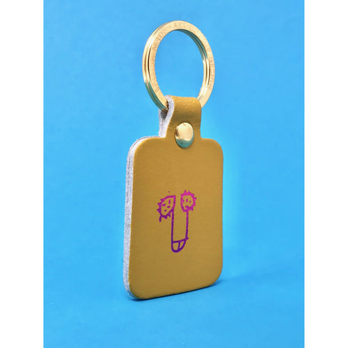 ARK Colour Design Willy Key Fob Shop at the Old Fire Station