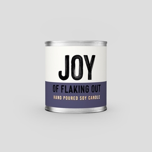 Scents of Humour Hand Poured Soy Candle - Shop at the Old Fire Station