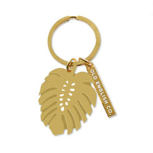 Load image into Gallery viewer, Old English Co Keyring - Shop at the Old Fire Station