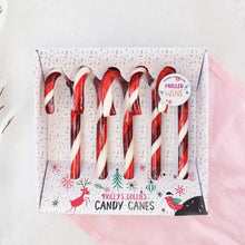 Load image into Gallery viewer, Holly's Lollies Set of 5 Candy Canes - Shop at the Old Fire Station