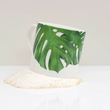 Load image into Gallery viewer, Rolfe & Wills Tropical Collection Bone China Mug - Shop at the Old Fire Station