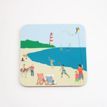 Load image into Gallery viewer, Rolfe & Wills Weekend Explorer Coaster - Shop at the Old Fire Station