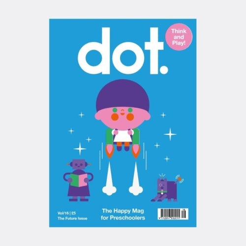 Dot Magazine #16 - Shop at the Old Fire Station