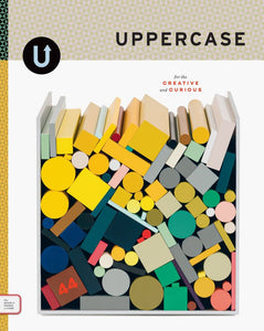 Uppercase #44 - Shop at the Old Fire Station
