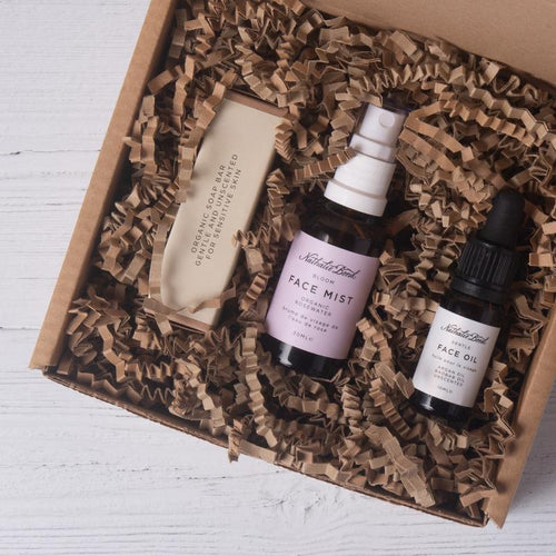 Nathalie Bond 3 Step Face Care Kit