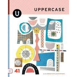 Uppercase #41 Shop at the Old Fire Station