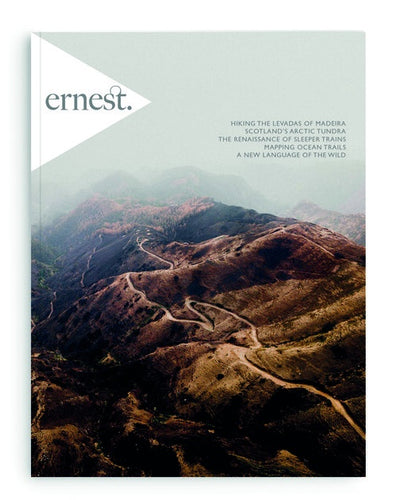 Ernest Magazine Issue 10 - Shop at the Old Fire Station