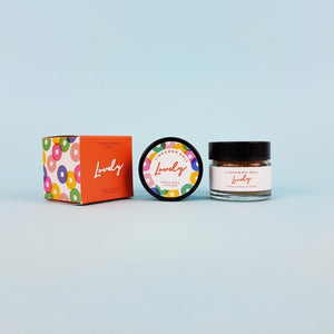 Lovely Skincare 'Soda Shop' Cherry Cola Lip Scrub - Shop at the Old Fire Station