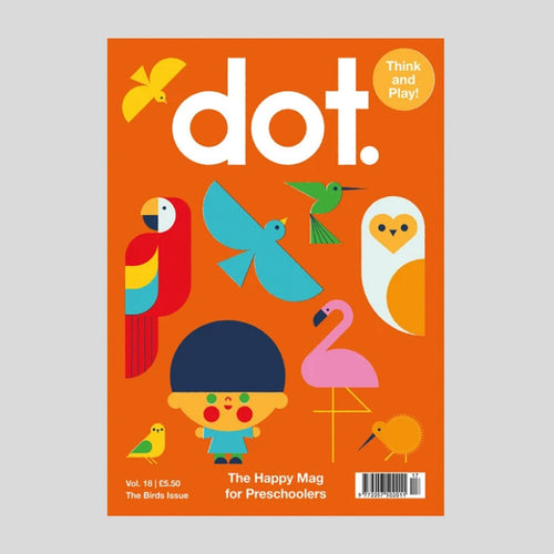 Dot Magazine #18 - Shop at the Old Fire Station