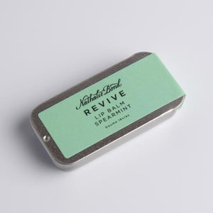 Nathalie Bond 10ml Lip Balm Tin - Shop at the Old Fire Station