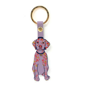 ARK Colour Design 'Woof' Dog Key Fob Shop at the Old Fire Station